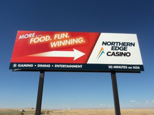Northern Edge billboards 004